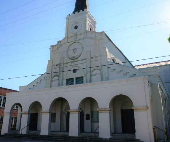 St Maurice Church, New Orleans LA