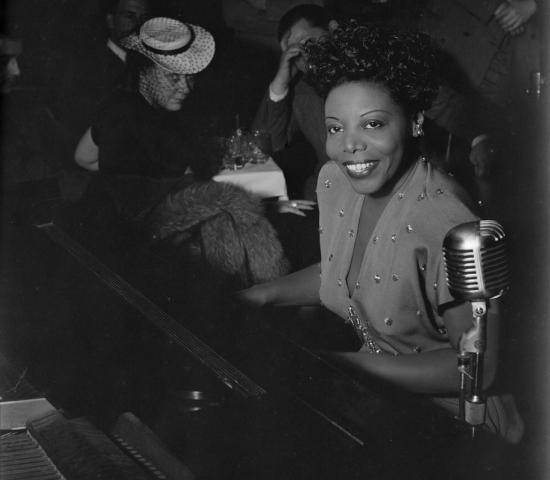 Mary Lou Williams, Café Society (Downtown), New York, N.Y., ca. June 1947