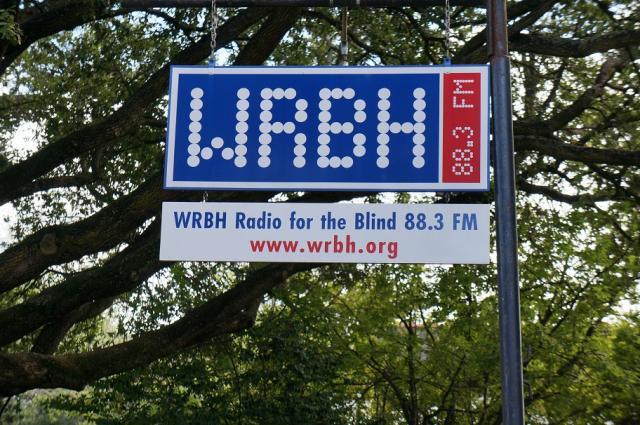 Radio Station Signage