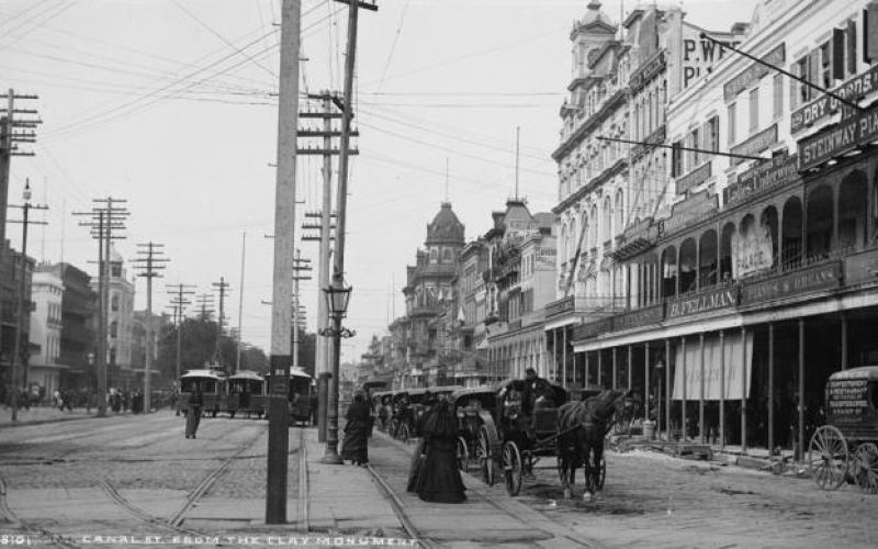Canal St, 1880-1897