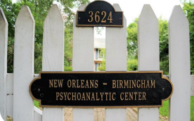 The New Orleans-Birmingham Psychoanalytic Center